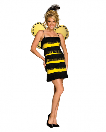 Sexy Bee Fringes Costume