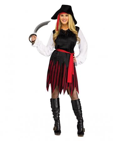 Sexy Caribbean Pirate Lady ML