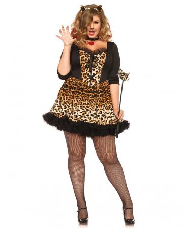 Sexy Leopard Plus Size Costume