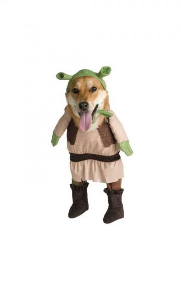 Shrek Dog Costume Deluxe