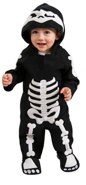 Skeleton Toddler Costume