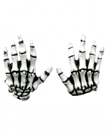 Skeleton Gloves Junior