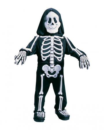 Skeleton Jumpsuit For Toddlers