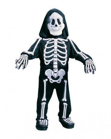 Skelett Jumpsuit für Kleinkinder