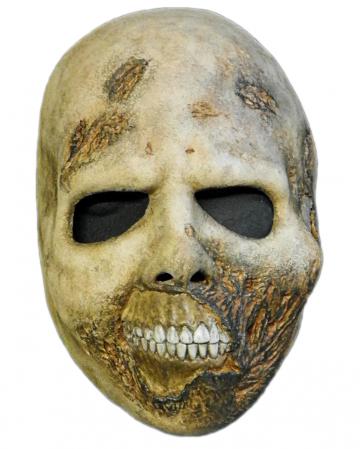 Slaughter Zombie Halbmaske