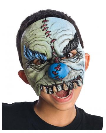 Smiles Horror Clown Children Half Mask