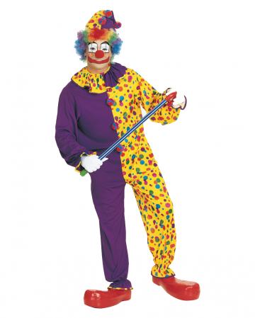 Smily der Clown Kostüm