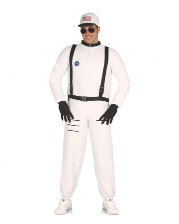 Space Commander Astronauten Kostüm