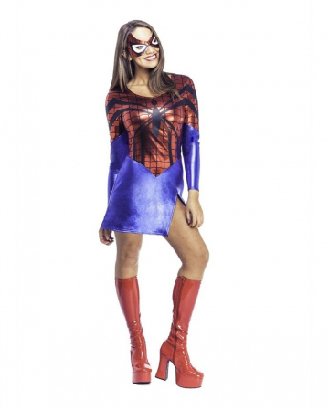 Sexy Spider Girl Costume