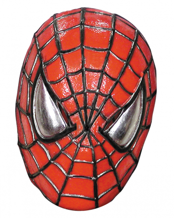Spiderman Half Mask