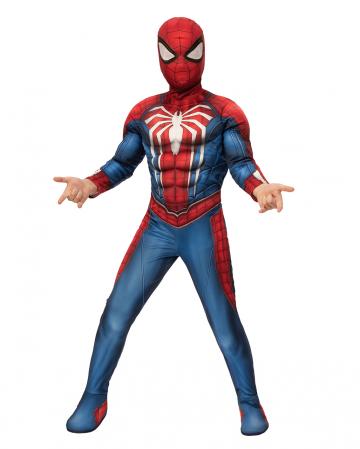 Spider Man Kinder Muskelkostüm