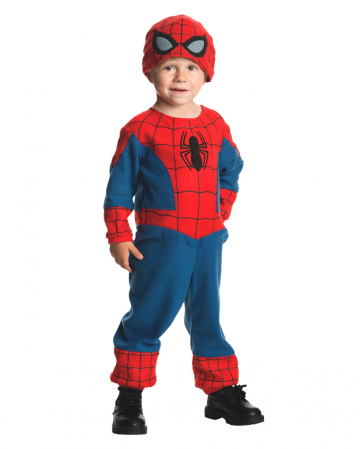 Spiderman Toddler Costume