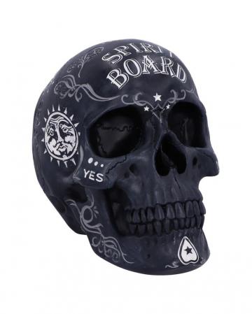 Spirit Board Ouija Totenschädel
