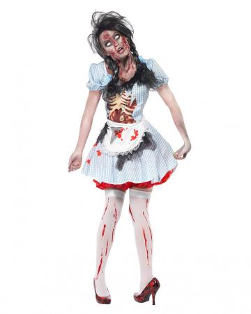 Splatter Girl Costume