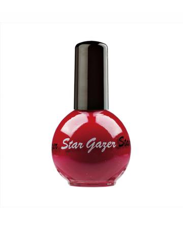 Stargazer nail polish Wild Cherry