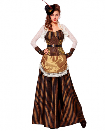 Steampunk Lady Costume