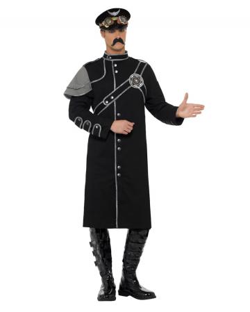 Steampunk General Mantel