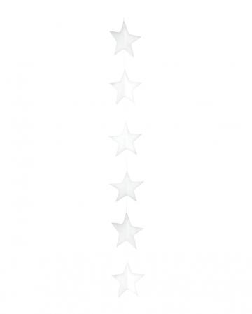Star Garland Made Of Cotton