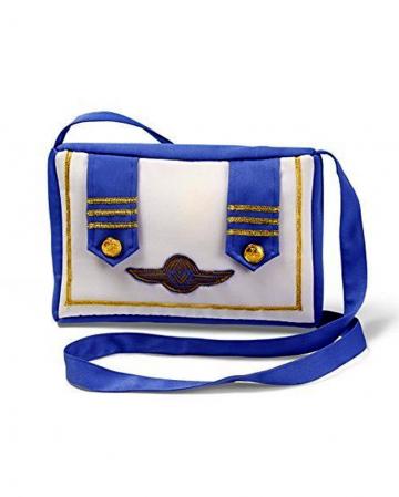 Stewardesses handbag