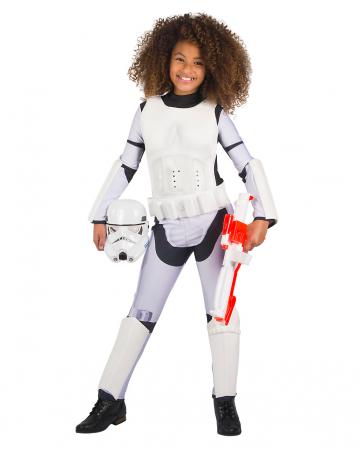 Stormtrooper Girl Costume