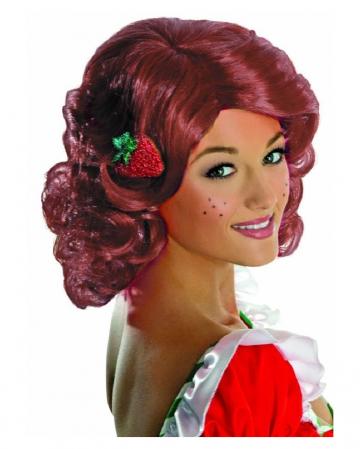 Strawberry Wig