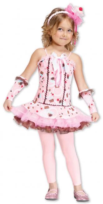 Sweet Cupcake Toddler Costume