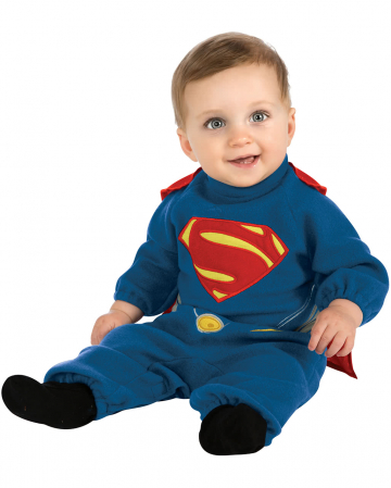 Superman Toddler Costume With Cape