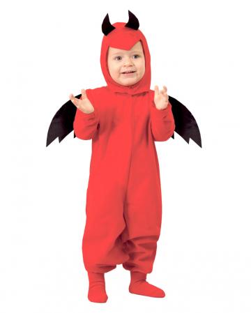 Devil Toddler Costume