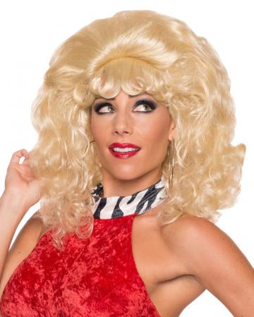 Texas Housewife Wig Blonde