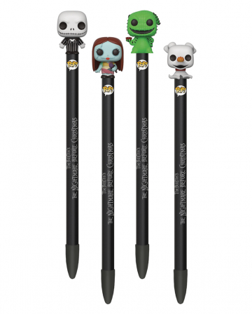 The Nightmare before Christmas Funko Pop! Pen Topper