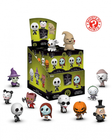 The Nightmare Before Christmas Mystery Mini Blind