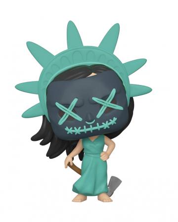 The Purge Lady Liberty Funko POP! Figur