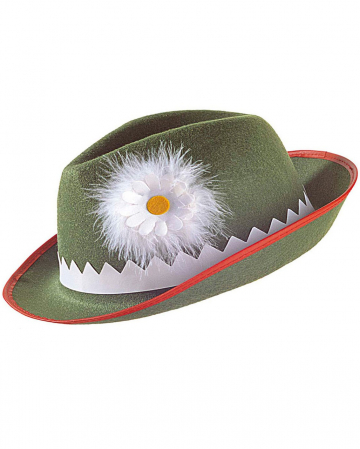 Tyrolean Hat