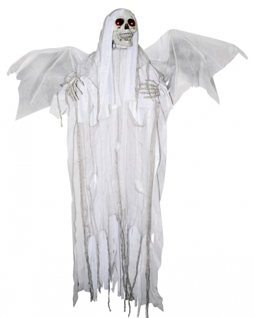 Angel Of Death With Flapping Wings