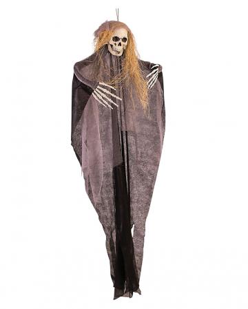 Totenkopf Fetzengespenst Hängefigur 152 cm