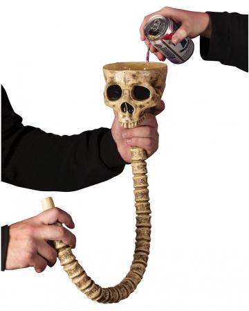 Skull Drinks Funnel