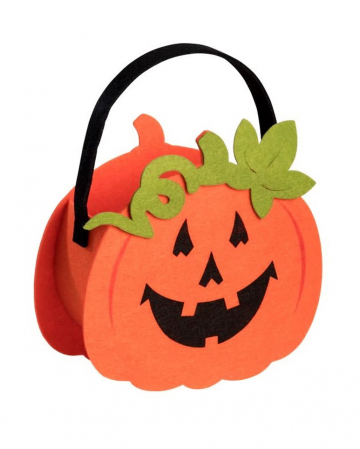 Trick or Treat Kürbis Handtasche