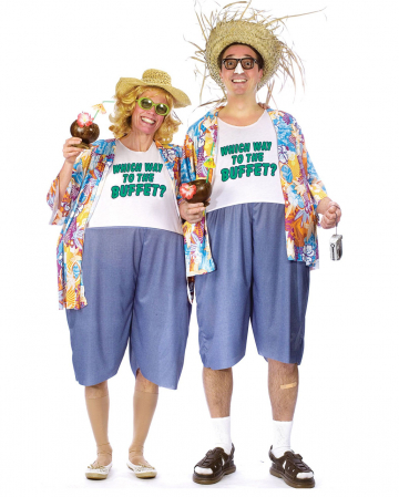 Typical Tourist Costume