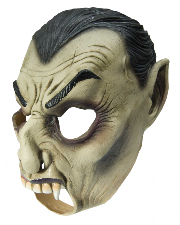 Vampir Graf Latexmaske
