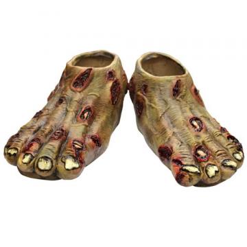 Rotten Zombie Feet