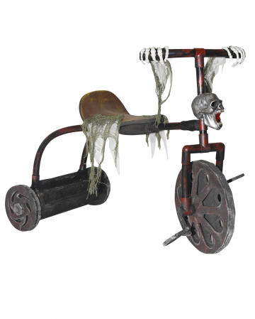 Verhextes, fahrendes Dreirad Animatronic