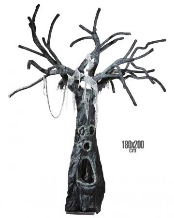 Enchanted Halloween Tree 180 X 200 Cm