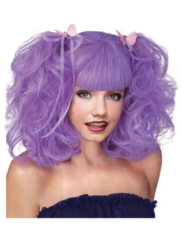 Pixie Lavender Wig