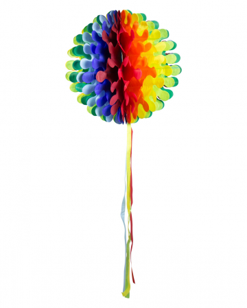 Wabenball Multicolor 30cm