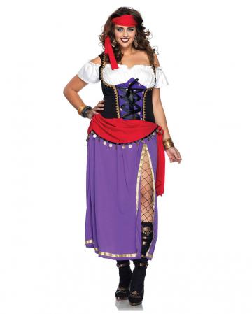 Fortune Teller Costume Plus Size