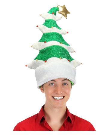 Witzige Weihnachtsbaum Mütze