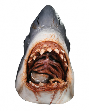 Weiße Hai Maske Jaws