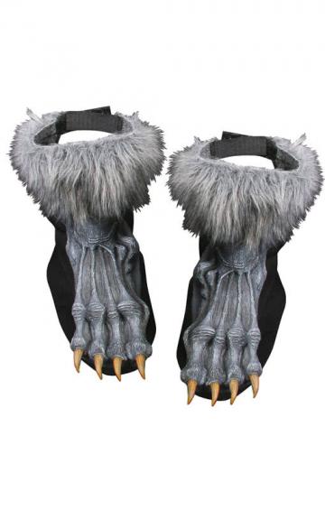 Werewolf Feet Gray