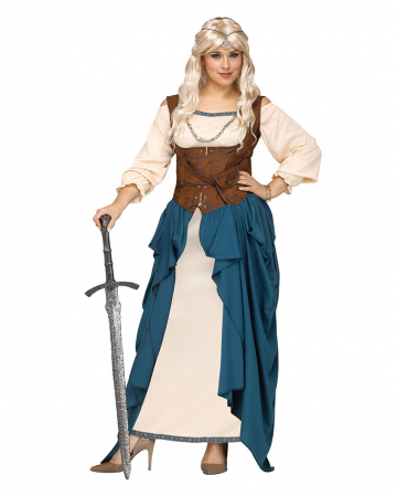 Wikinger Königin Kostüm XL