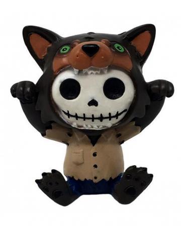 Wolfie Furrybones Figur klein